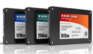 Data Recovery from Solid State Drive (SSD) or memory card