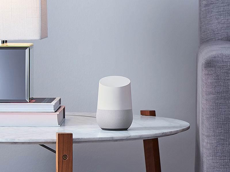 Ο εικονικός οικιακός βοηθός Google Home