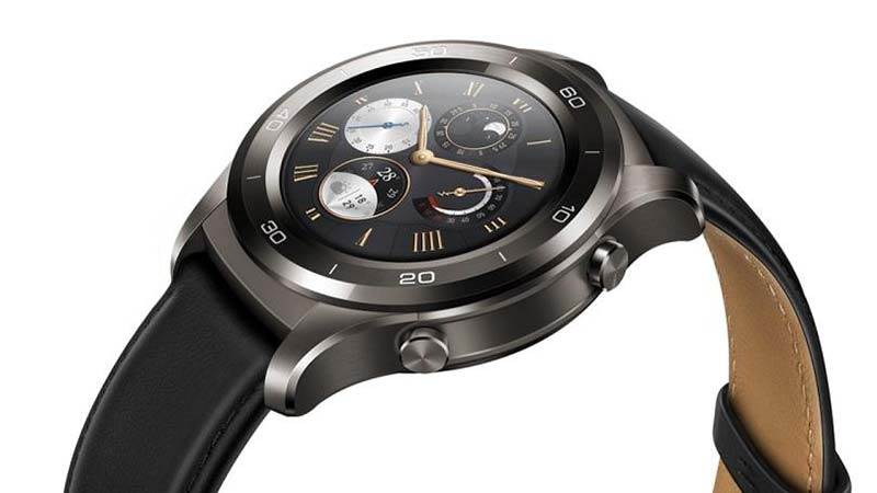 Huawei Watch 2: The lightest in its class!