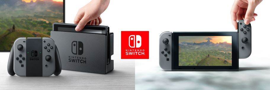 Nintendo Switch Ήρθε