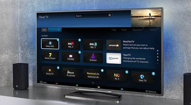 Philips TV repair