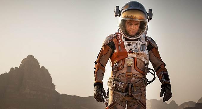 The Martian. Το πρώτο trailer της διαστημικής περιπέτειας του Ridley Scott