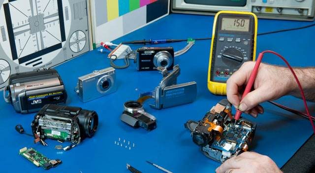 Video Camera Repair Camcorder Service