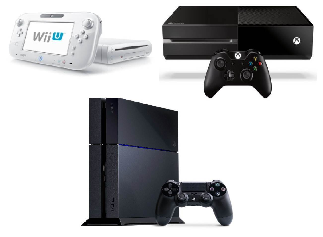Game Consoles Exchange - Replace