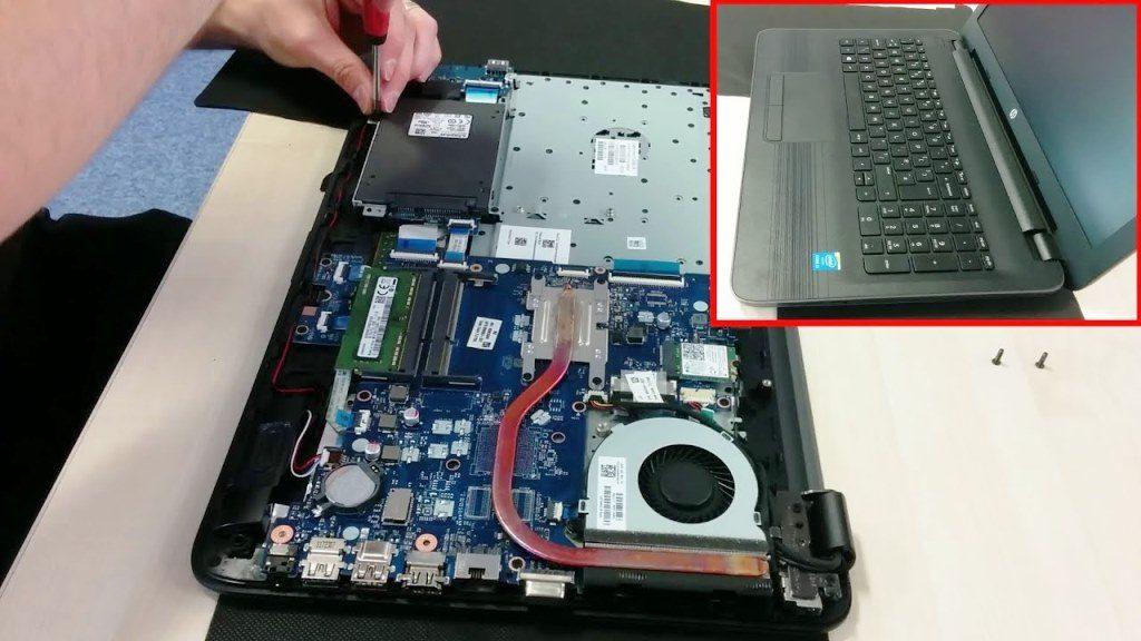 easyservice anavathmisi laptop