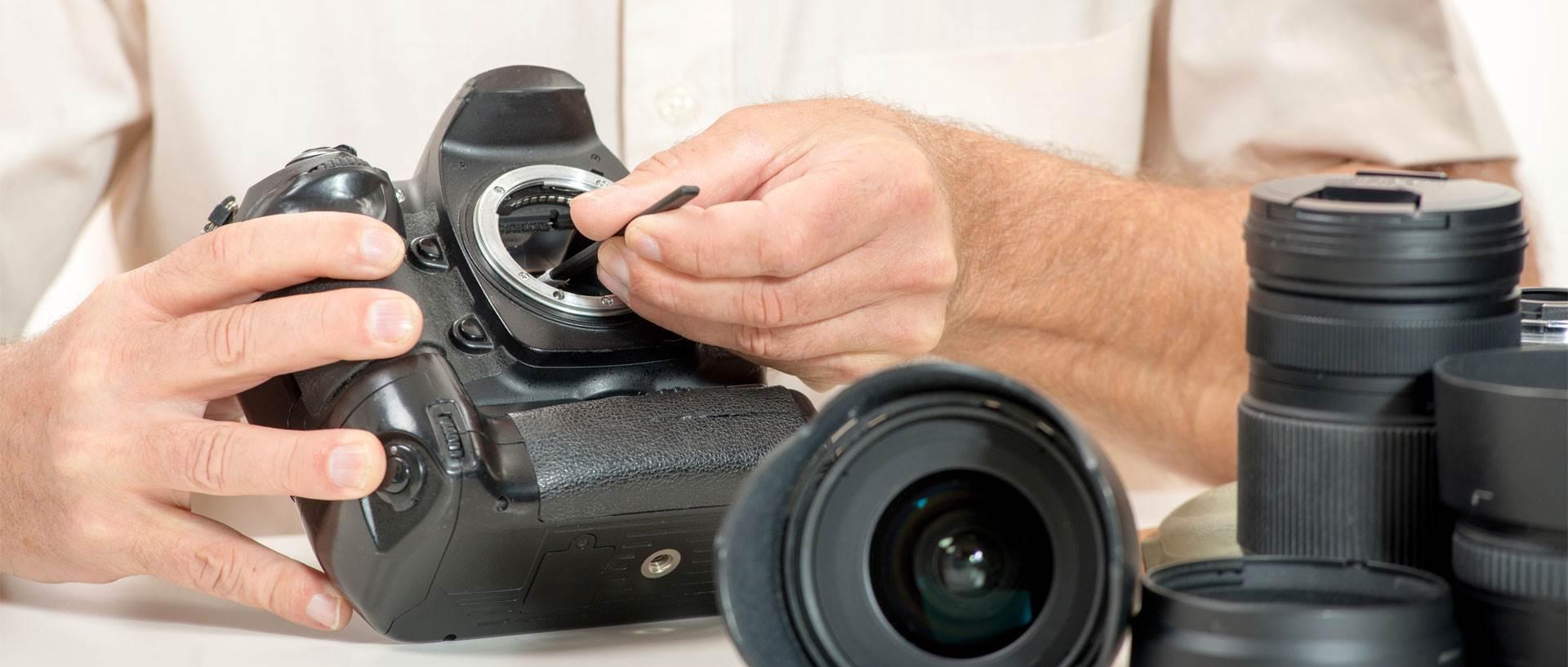 Επισκευή Φωτογραφικής Μηχανής