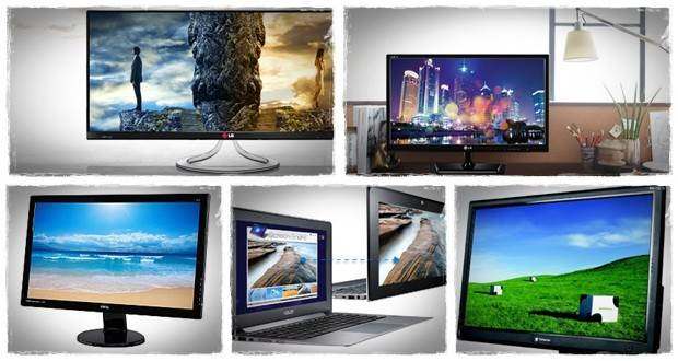 Επισκευή Monitors - Οθόνης Υπολογιστών