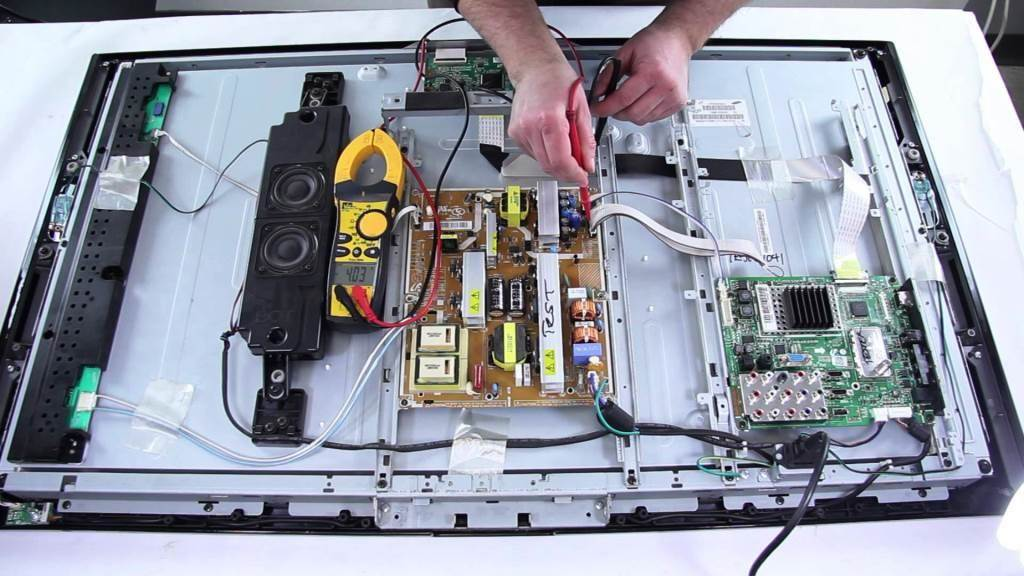 Repair or replacement power supply for LCD - LED - PLASMA