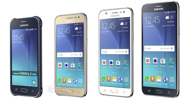 Επισκευή Galaxy J Series