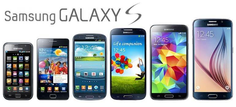 Επισκευή Galaxy S Series