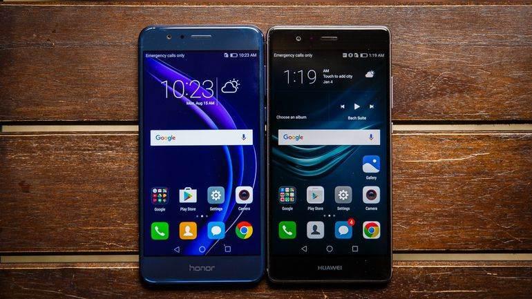 Επισκευή Huawei Honor 8