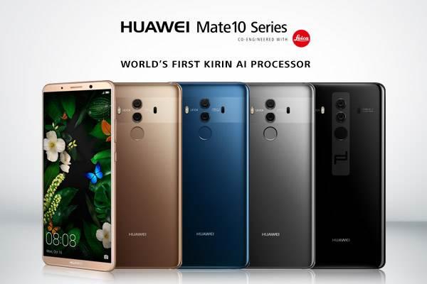 Επισκευή Huawei Mate 10