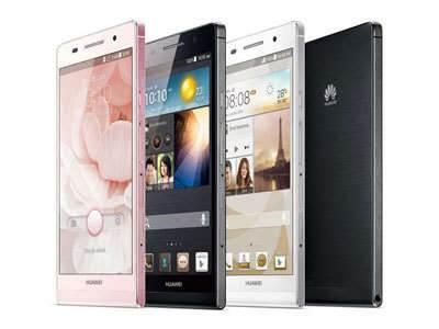 Επισκευή Huawei Ascend P6