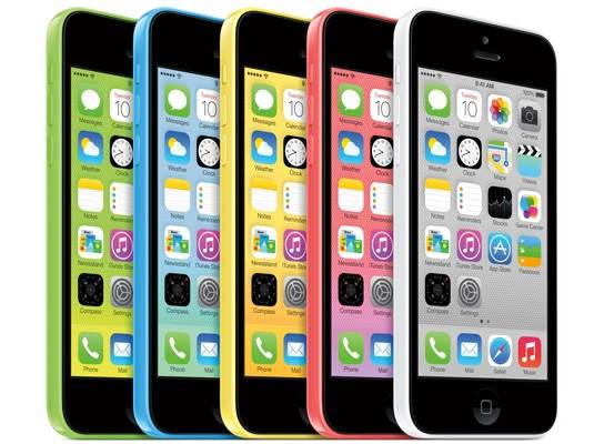 Επισκευή iPhone 5C