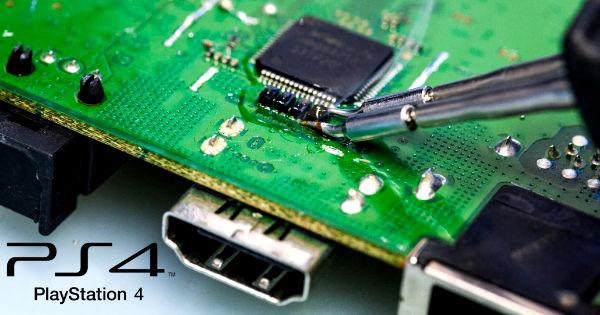 επισκευη hdmi playstation 4