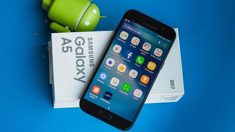 Επισκευή Samsung Galaxy A5 2017