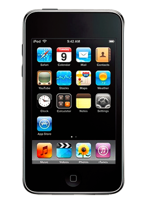 Επισκευή iPod Touch 2