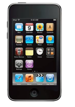 Επισκευή iPod Touch 3