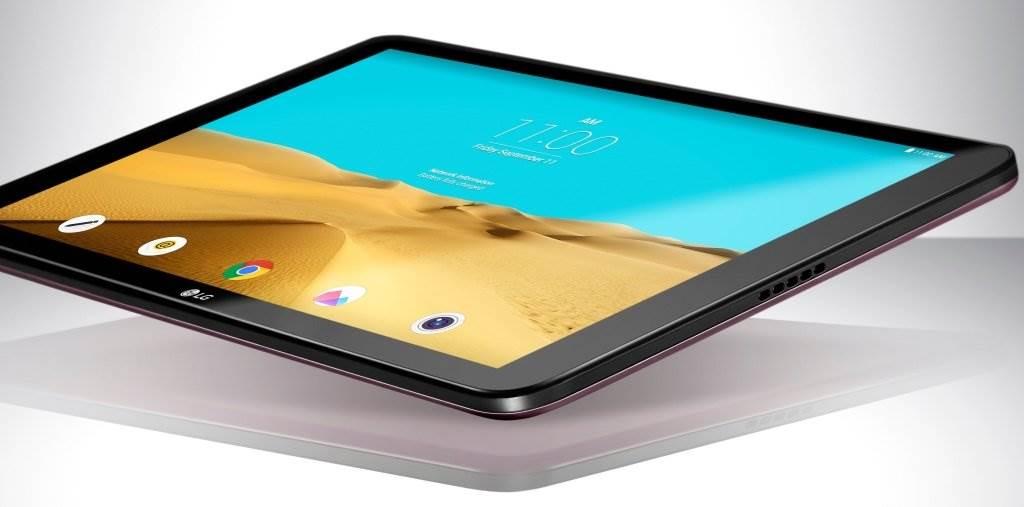 Επισκευή Tablet Lg