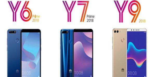 Επισκευή Huawei Y Series