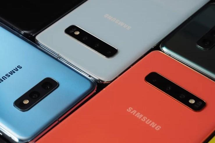 Επισκευή Samsung Galaxy S10