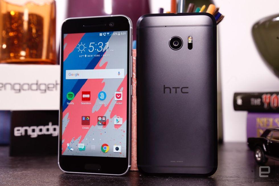 Επισκευή HTC 10