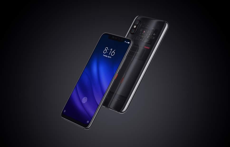 Επισκευή Xiaomi Mi 8 Pro