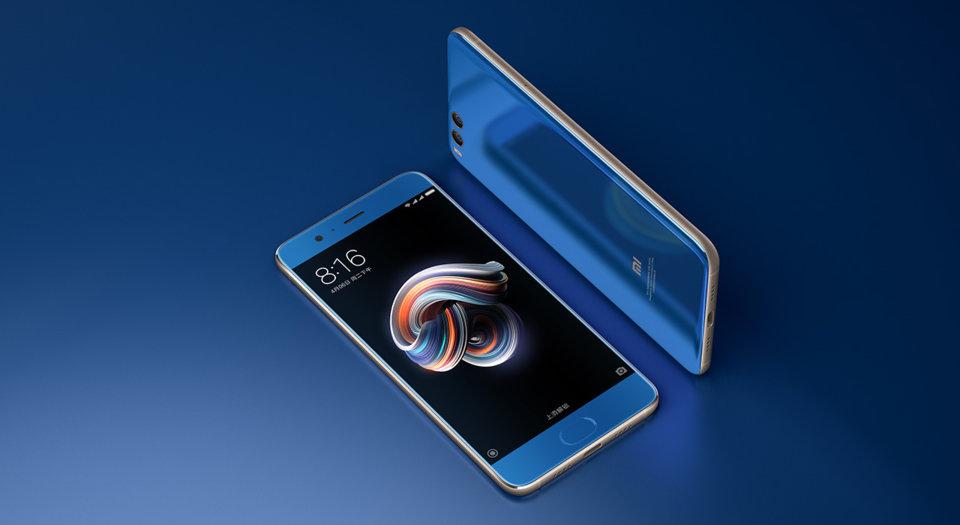 Επισκευή Xiaomi Mi Note 3