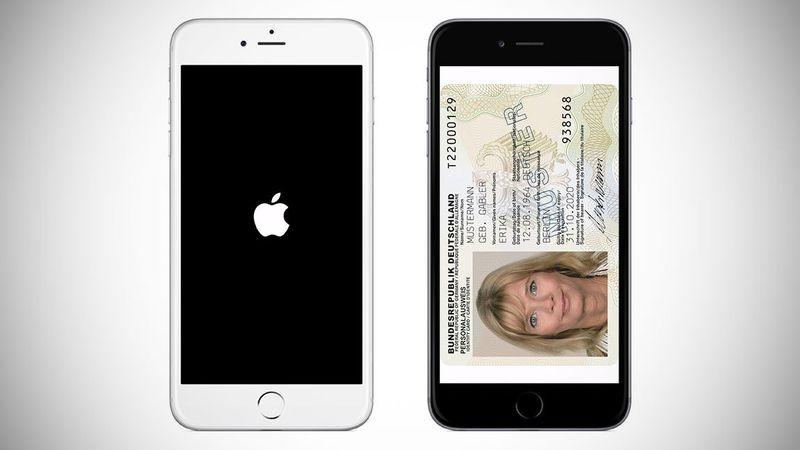 Οι Γερμανοί θα μπορούν να χρησιμοποιούν το iPhone τους ως ταυτότητα