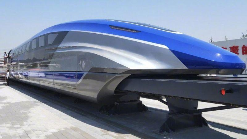 Η Κίνα ετοιμάζει maglev τρένο με ταχύτητα 600km/h