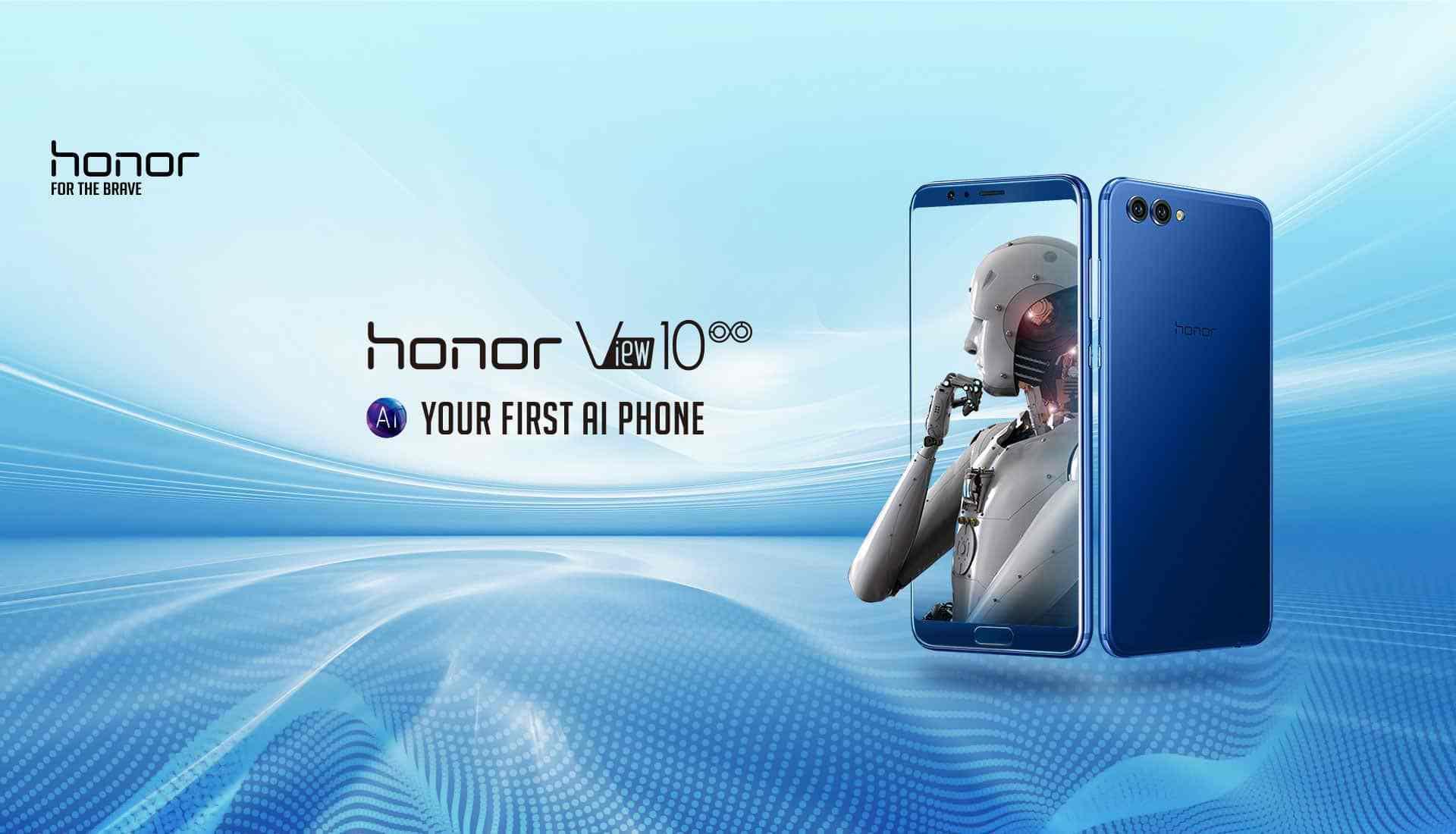 Επισκευή Huawei Honor View 10