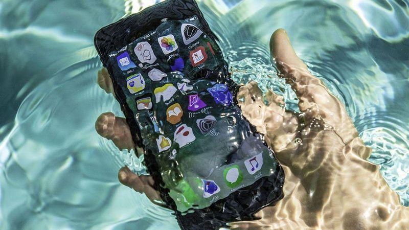 Νέα πατέντα της Apple για ακόμα πιο αδιάβροχα iPhone