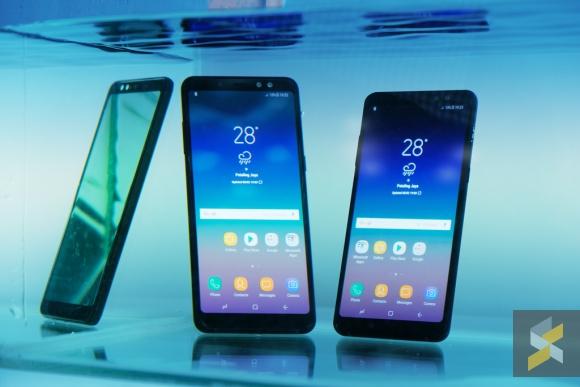 Επισκευή Samsung Galaxy A8 (2018)