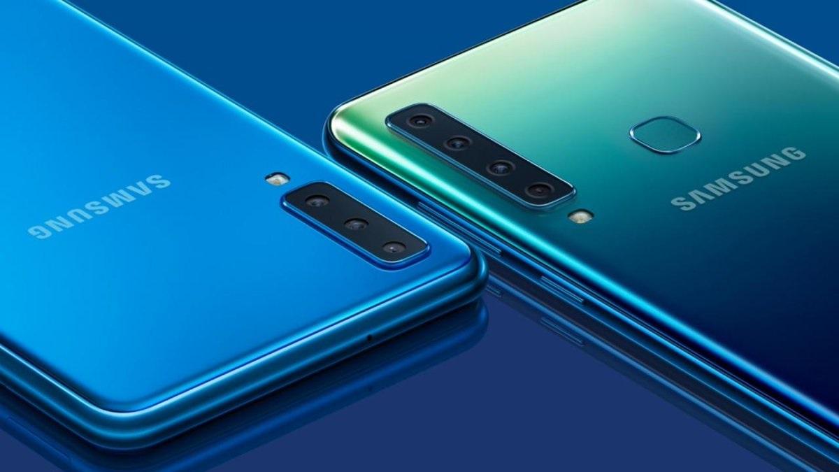 Επισκευή Samsung Galaxy A9 (2018)