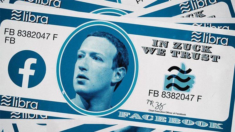 Το κρυπτονόμισμα Libra του Facebook μπορεί να μην το δούμε ποτέ