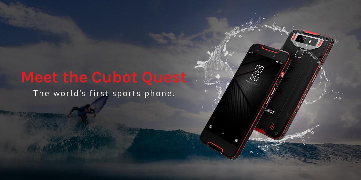 Επισκευή Cubot Quest