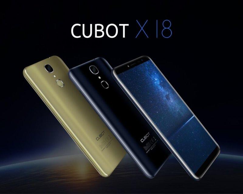 Επισκευή Cubot X18