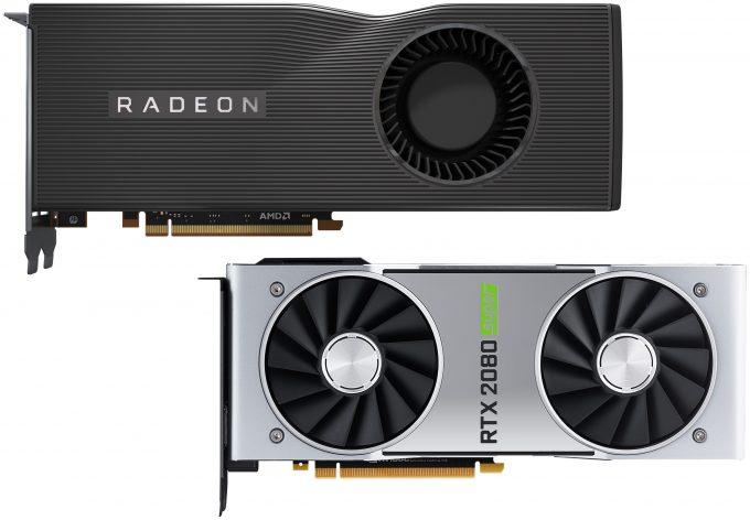 Το Σεπτέμβριο μάλλον οι νέες κάρτες γραφικών της Nvidia και της AMD