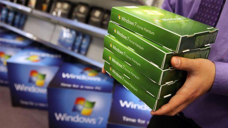 Η Microsoft τερματίζει την υποστήριξη των Windows 7