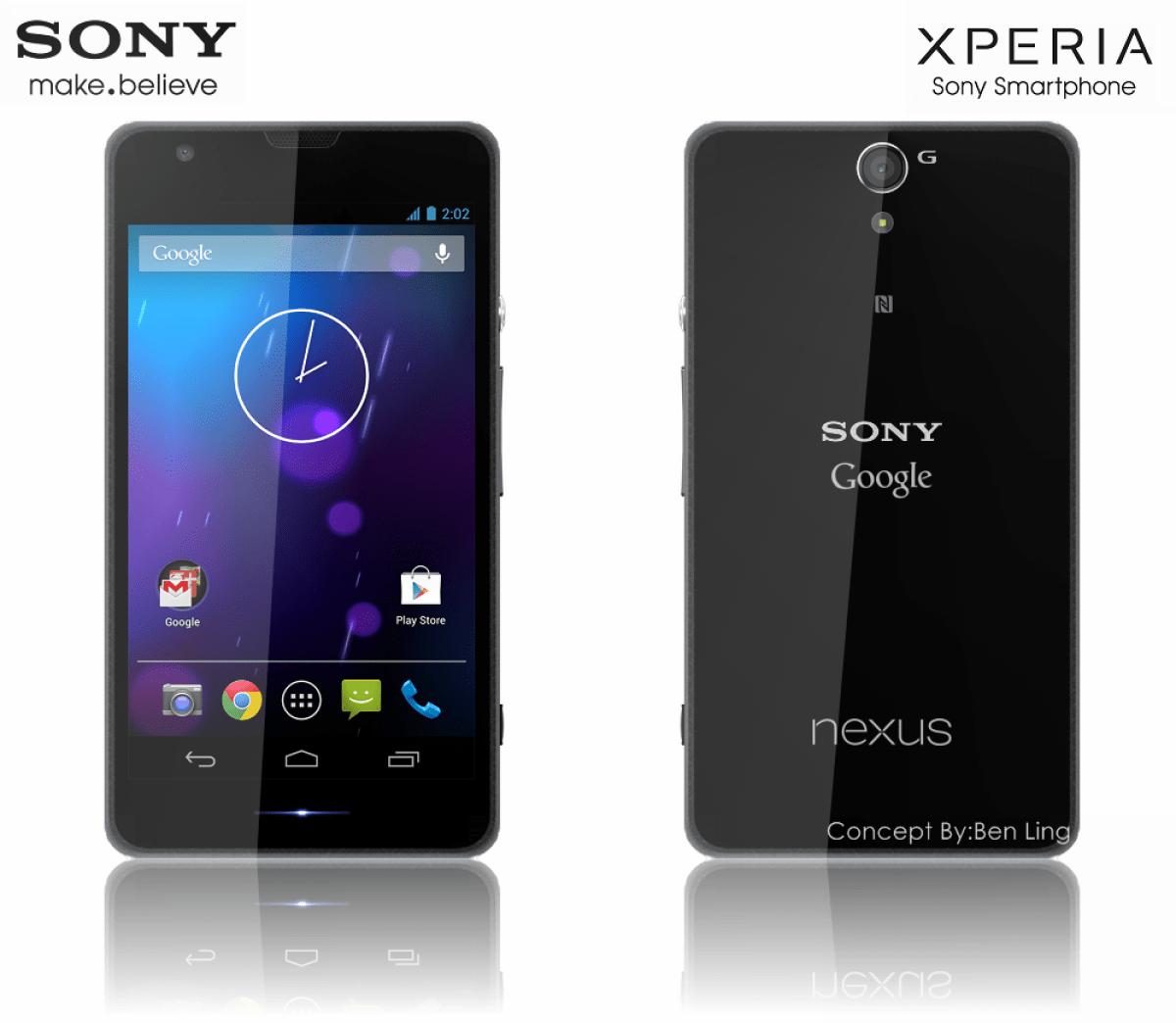Επισκευή Sony Nexus 5