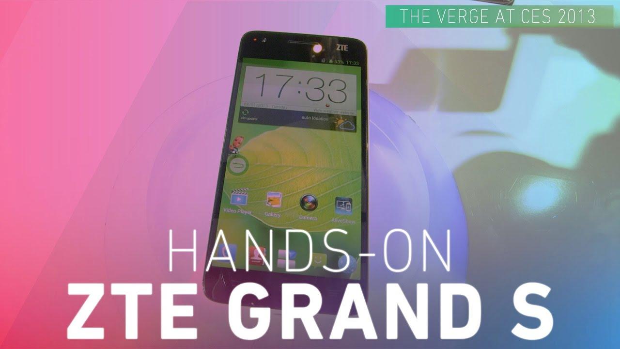 ZTE Grand S
