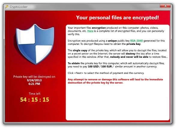 malware randomware